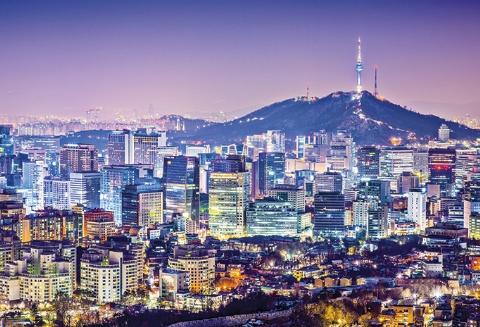 Seoul Summer