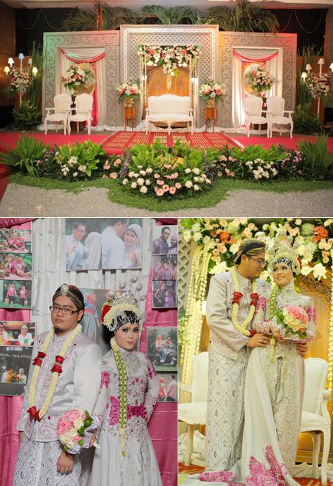 Modern Javanese Wedding, Angga M. Noor & Nunki Zenitha (Kiki), 7 April
