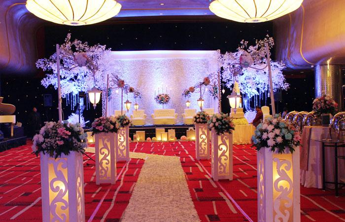Ballroom pernikahan