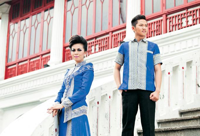 Rupa-Rupa Motif Songket yang Cocok bagi Pengantin | Weddingku