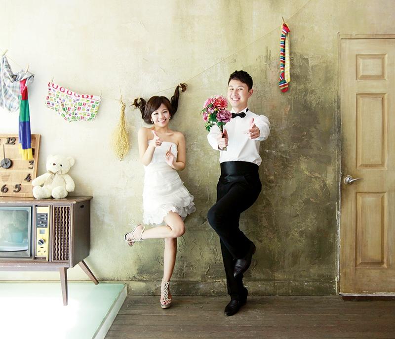 Gambar foto wedding