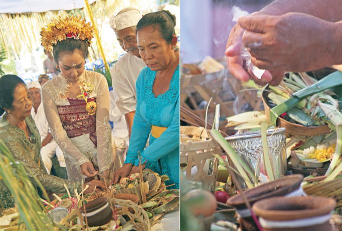 Rangkaian Prosesi Pernikahan Bali - Weddingku.com