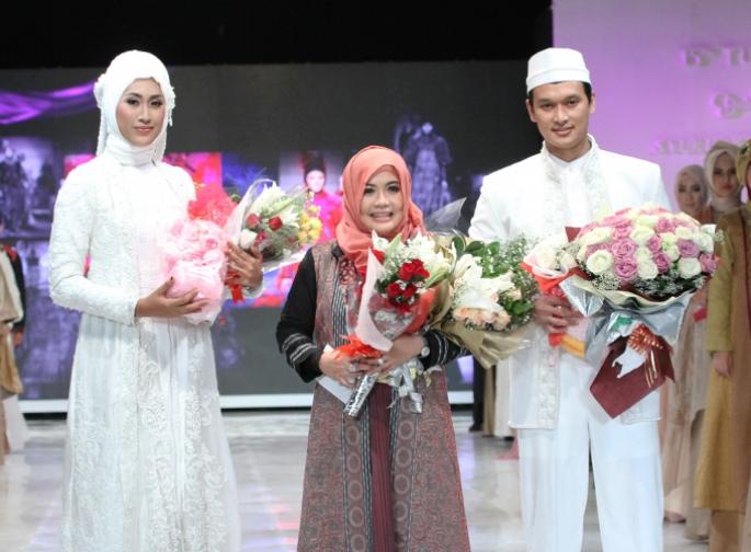 Keindahan Busana Muslim Tuty Adib dalam Syukurku Indonesia
