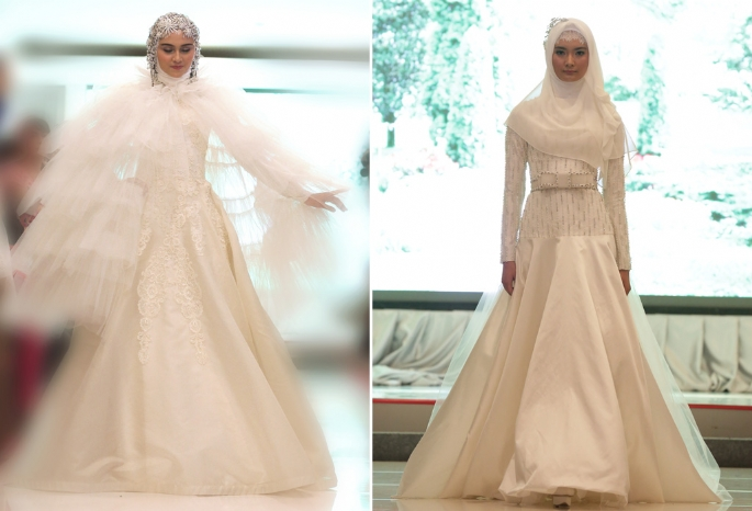 Pesona Busana Pengantin Hijab by Ivan Gunawan