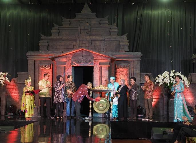 Kemeriahan Gebyar Pernikahan Indonesia Keempat