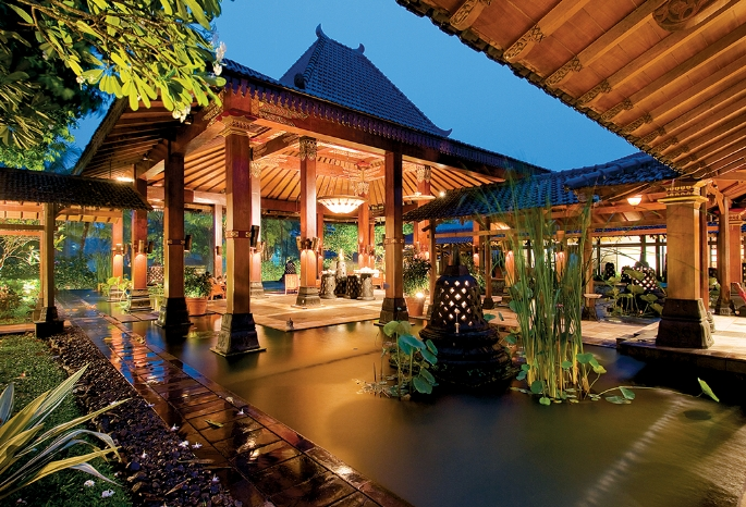 I Left My Heart in Hyatt Regency Yogyakarta