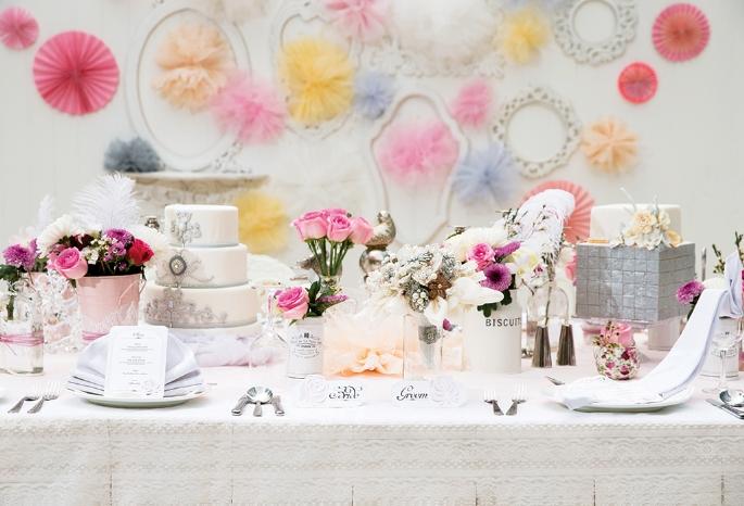 Ideas for an Unique Wedding Cake