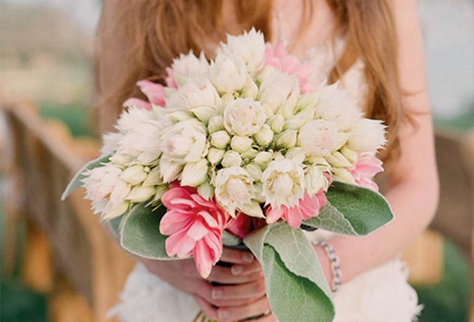 Wonderful Unknown Wedding Flowers for Hand Bouquets