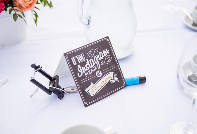 Hashtag untuk wedding