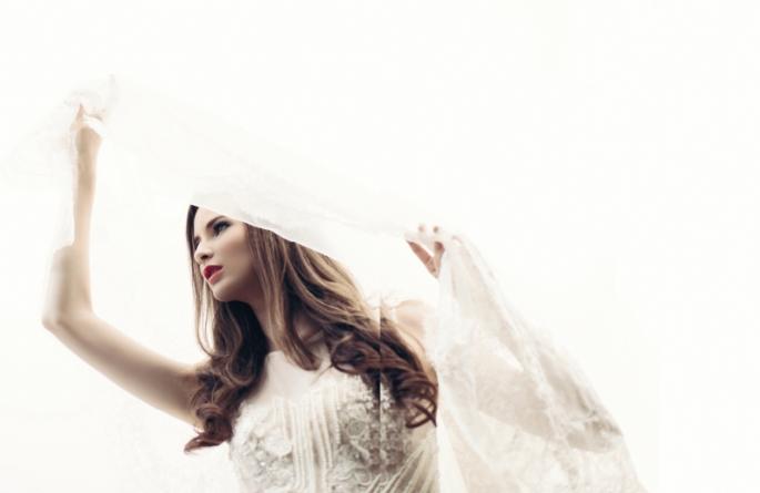 Romantic Gowns For Brides