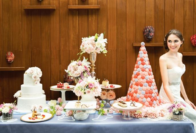2016 Wedding Color Pallette: Rose Quartz and Serenity