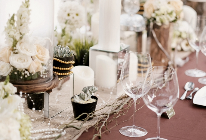 Rustic for Your Table Setting decor