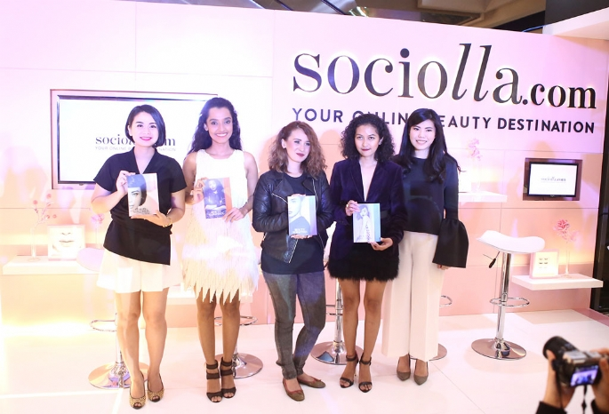 Sociolla Open The Third Pop-up Store in Jakarta!
