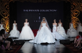 The Ethereal Enchantress. The Private Collection 2015 by IVORY Bridal