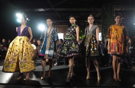 FIMELAFest ke-4 Mengadakan Batik Fashion Week yang Pertama