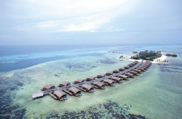 Luxurious Club Med Finolhu Villas Maldives