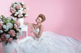 Romantic Wedding Gowns for Romantic Brides to be!