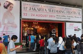 5 Alasan Kenapa Calon Pengantin Harus ke Jakarta Wedding Festival 2015