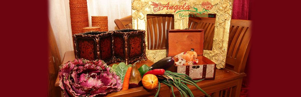 angela florist decoration