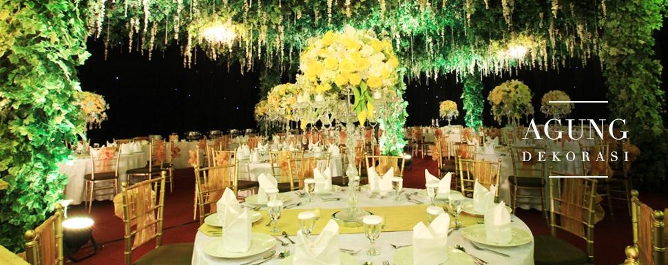 Agung dekorasi for Asmoro decoration