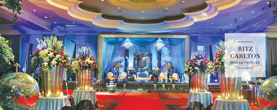 The Ritz-Carlton Jakarta, Mega Kuningan - Weddingku.com