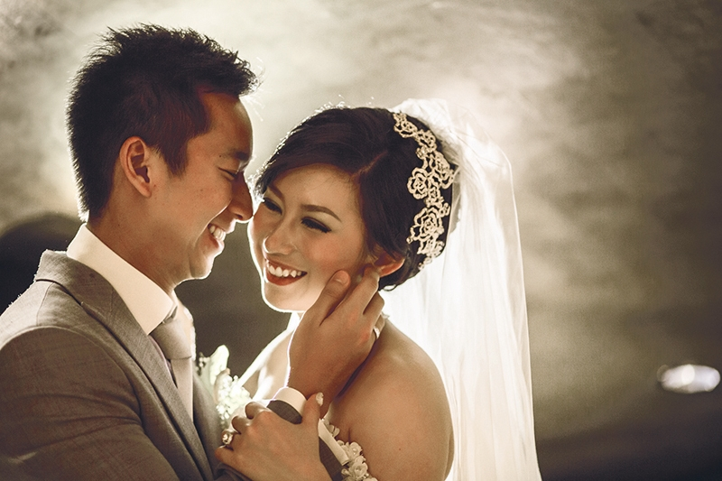 Eric And Jessica Forest Wedding In Hotel Mulia Senayan, Jakarta