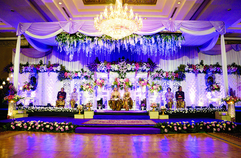 Keagungan Pernikahan Tradisi Jawa di Hotel Sheraton Yogyakarta
