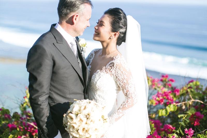 A Chic and Elegant Wedding In Semara Luxury Villa Resort Uluwatu