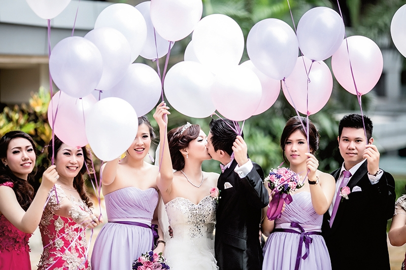 Traveling Around The World For My Wedding Theme In JW Marriott Hotel Jakarta