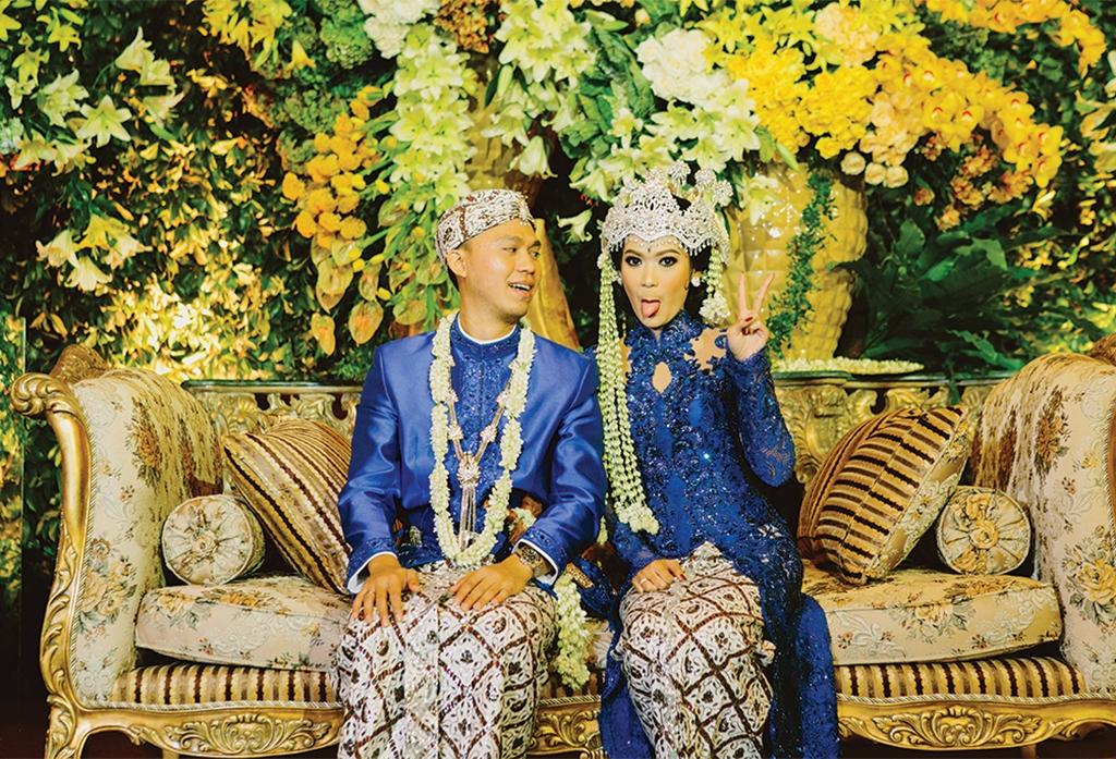 Bingkai Asmara di Hotel Mulia Senayan