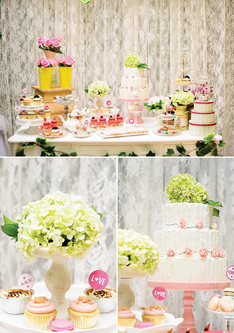 Sweet And Yummy Desserts Table Weddingku Com
