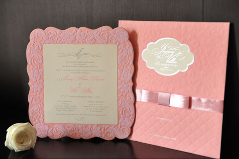 Wedding Invitation: Make it Simple with 'One Sided ...