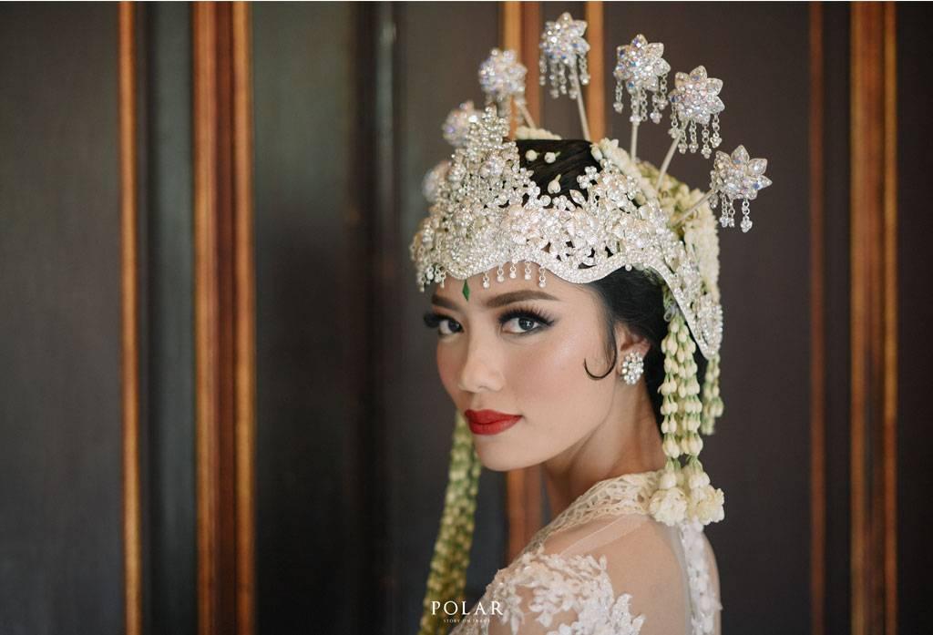 5 Jenis Makeup Modern Untuk Pengantin Sunda Weddingkucom