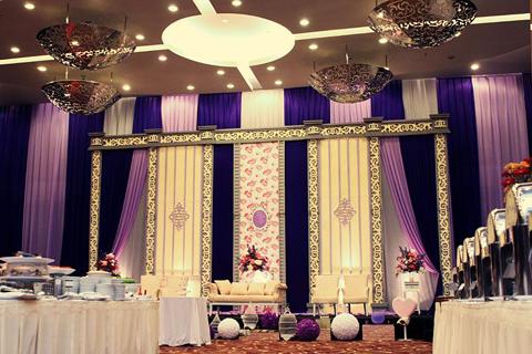 Tempat resepsi pernikahan di area serpong tangerang weddingku atria hotel conference paramount serpong junglespirit Images