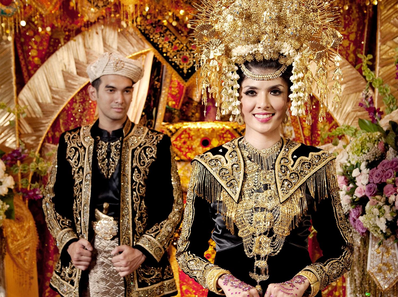 Busana Pengantin Padang Pesisir  Weddingku.com
