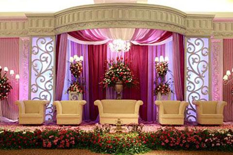 wedding ideas : 5 tema dekorasi pernikahan terfavorit