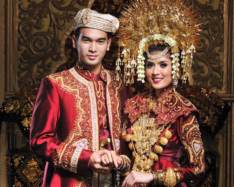 Tatarias Pengantin Minang Padang Pesisir  Weddingku.com