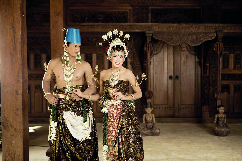 Busana Pengantin Yogya Paes Ageng  Weddingku.com