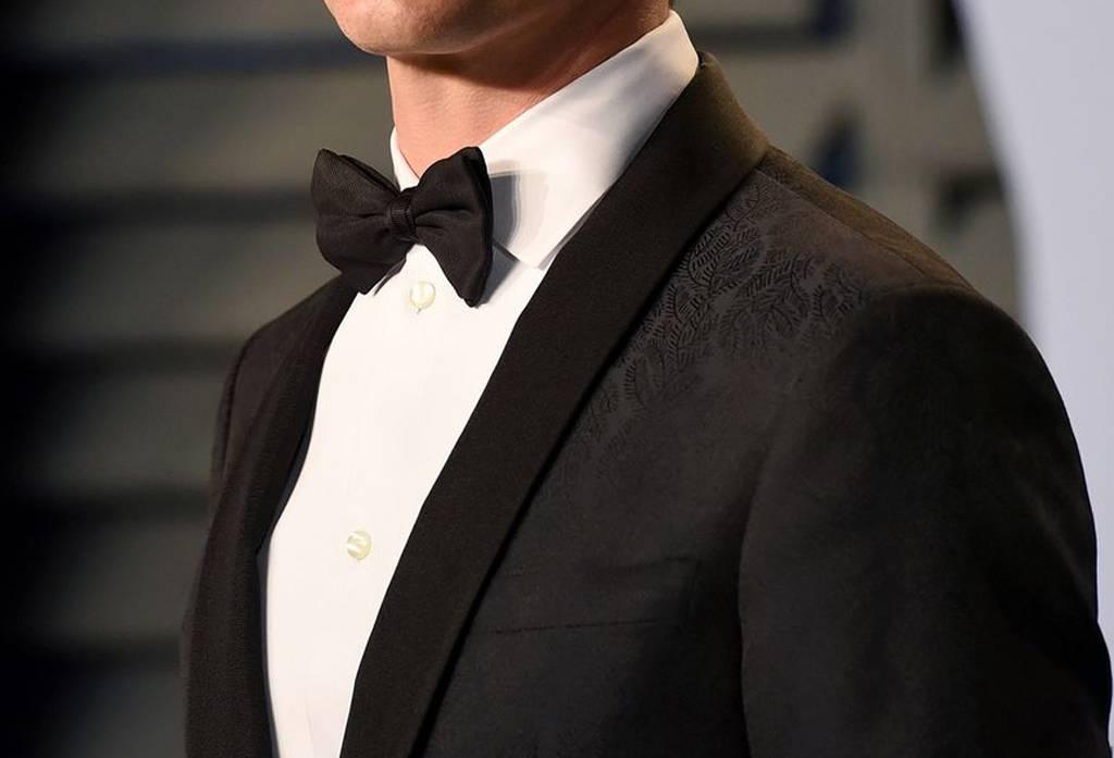 seragam kantor psdh Pakaian sipil dasi hitam