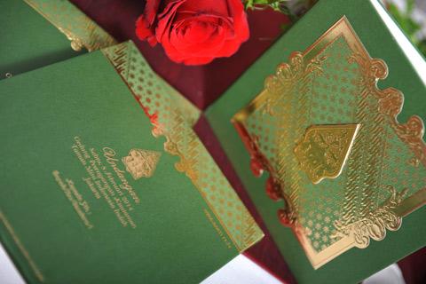 Wedding Ideas: Tips Memilih Kartu Undangan Bermotif Batik ...