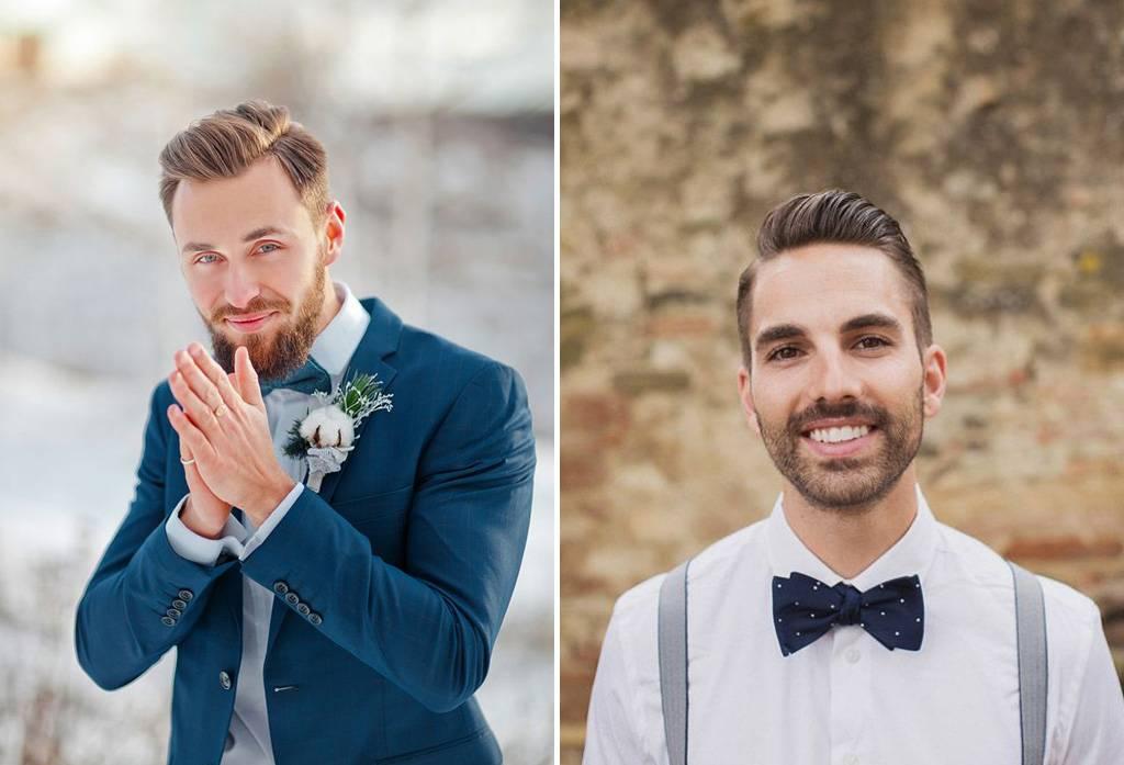 Style Rambut Pengantin Pria Yang Patut Dicontek Weddingku Com