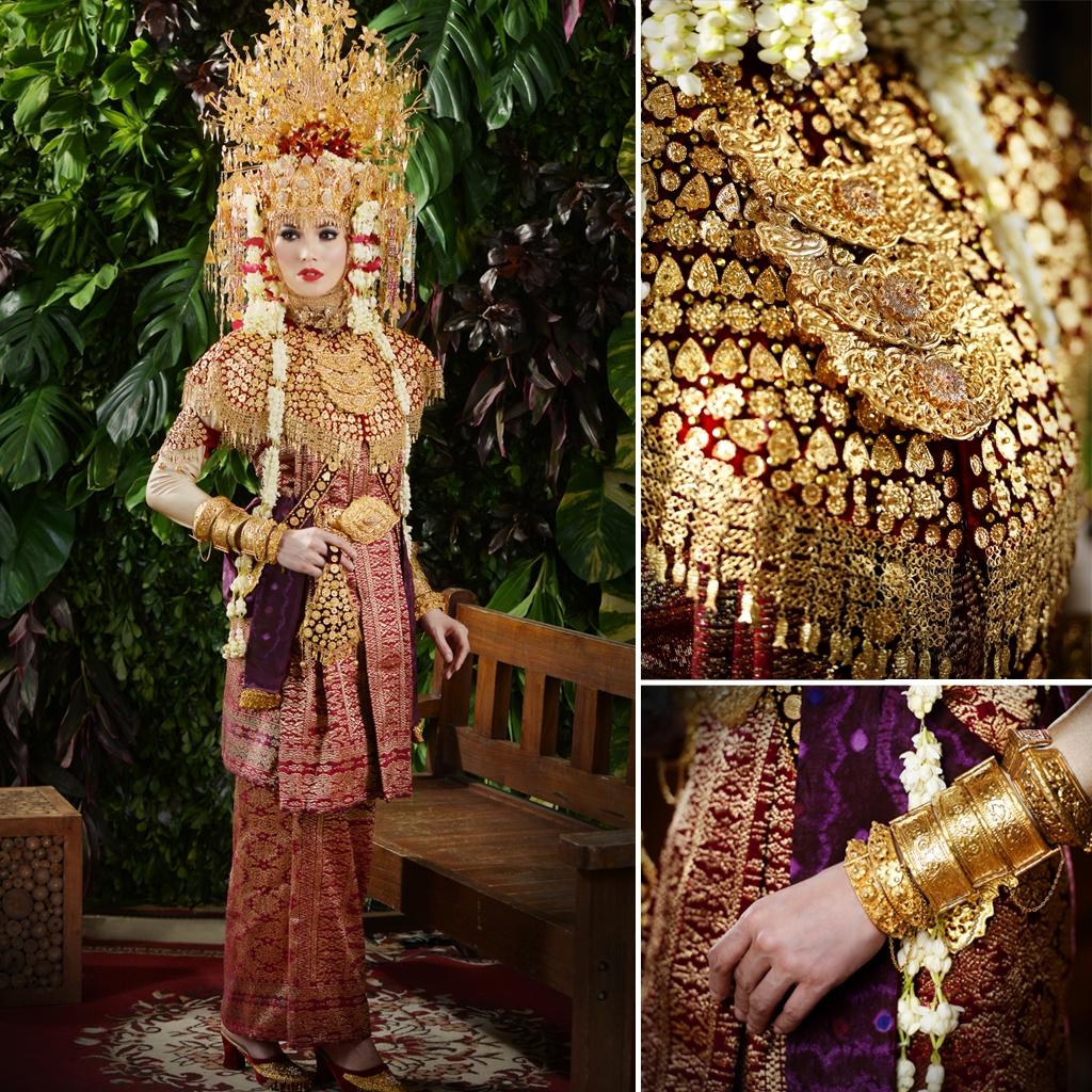 Cantik Berhijab Secantik Tradisi  Weddingku.com