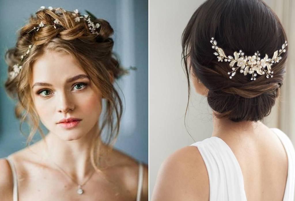4 Gaya Rambut Simpel Untuk Pesta Pernikahan Weddingku Com