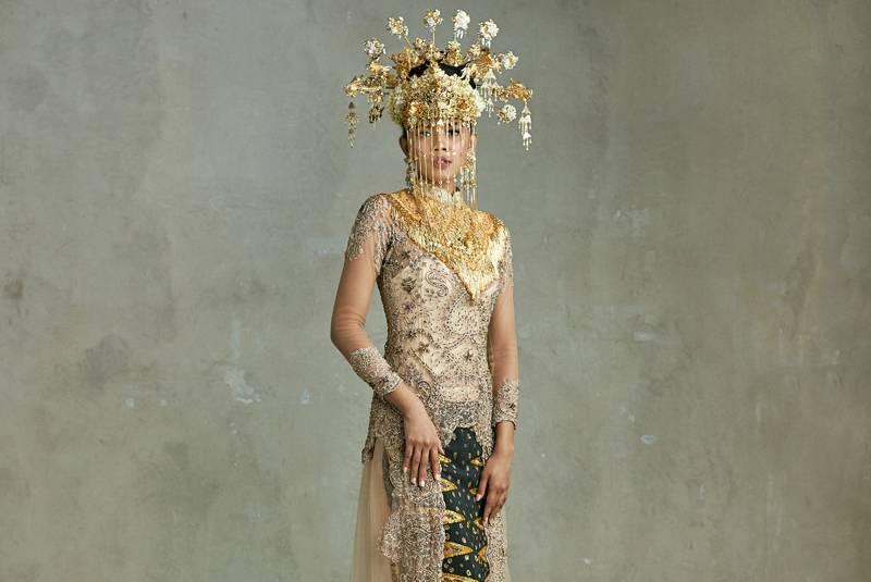 Akulturasi Budaya Melahirkan Keindahan Busana Adat Betawi Weddingku Com