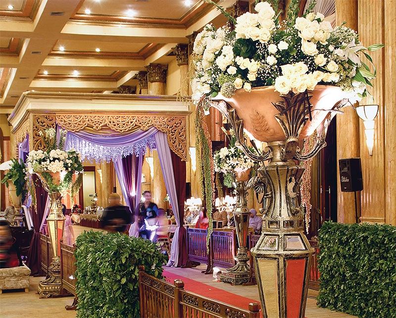 Keagungan Tradisi Jawa Dalam Dekorasi Des Iskandar