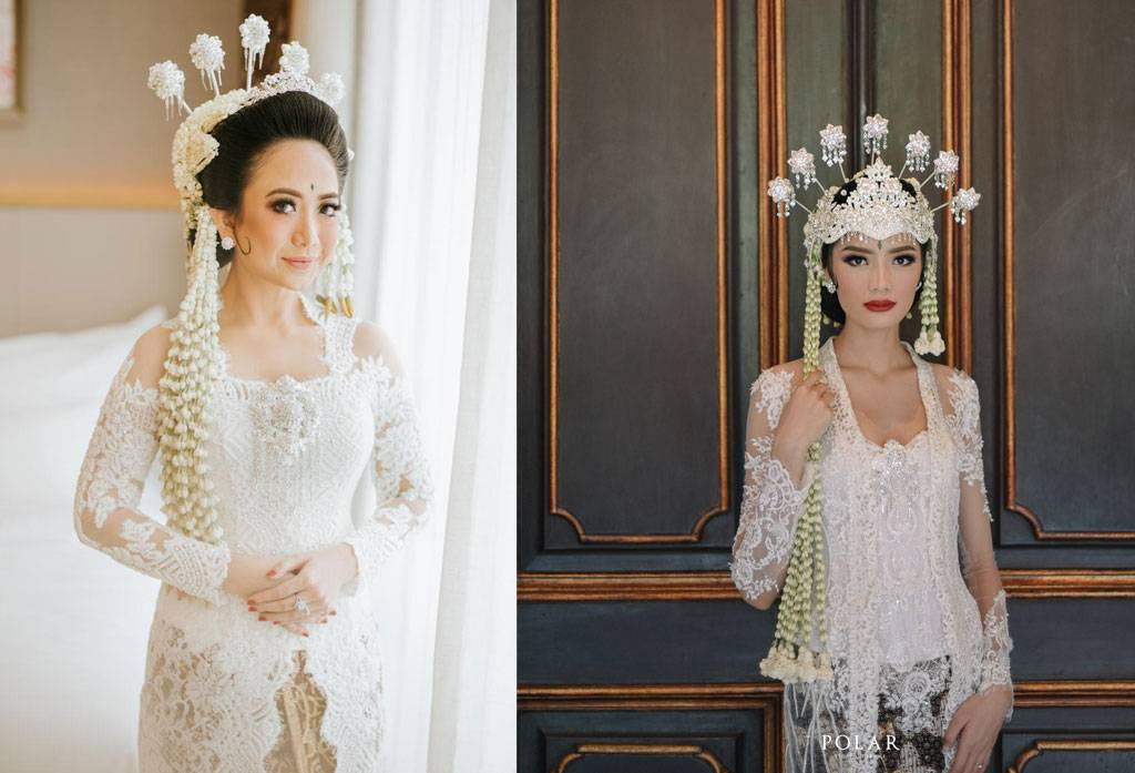 Berkulit Gelap Jangan Takut Kusam Kenakan Kebaya Putih Weddingku Com