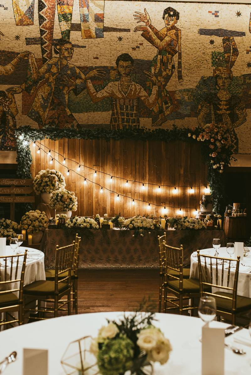 Tema Pernikahan Industrial Untuk Pesta Intimate Anda