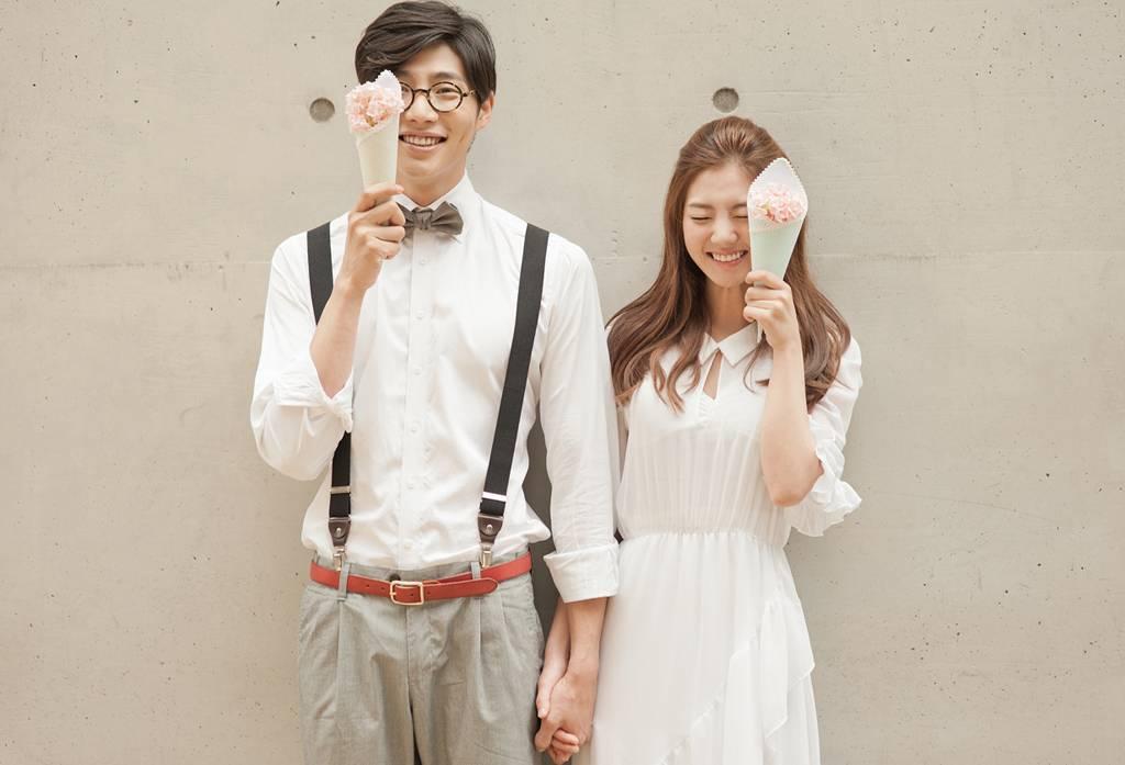 Image result for idea konsep pre wedding korea