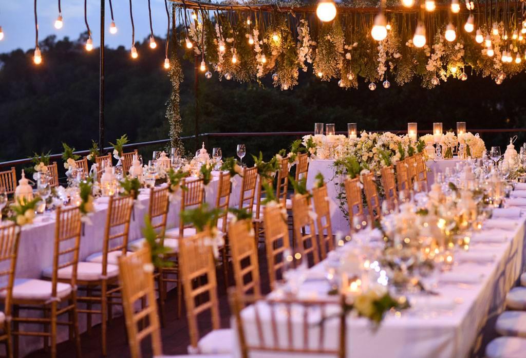 5 Dekorasi Elegan Yang Bisa Membuat Pernikahan Tak