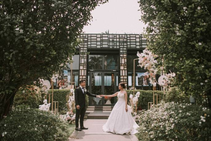 Tips Melangsungkan Intimate New Normal Wedding Yang Berkesan